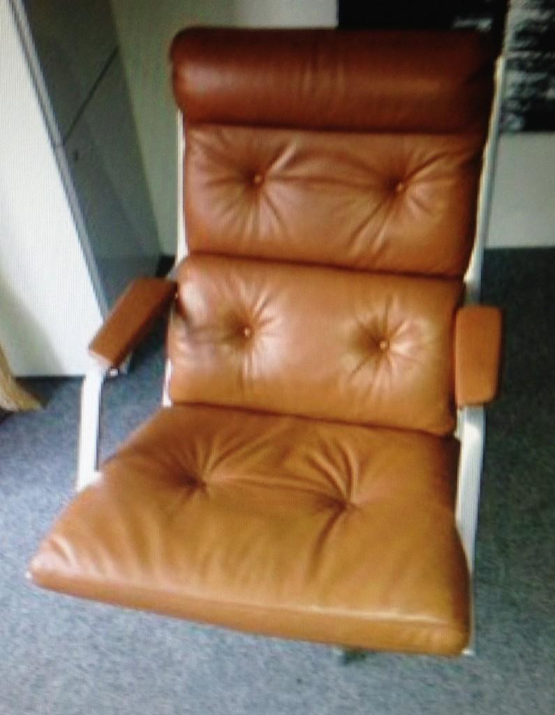 atelier lerner die lederf rberei designersessel. Black Bedroom Furniture Sets. Home Design Ideas